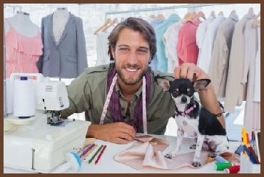 Learn to sew clothes for dogs