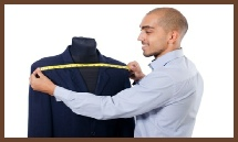 learn to sew onluine and how to measure a jacket